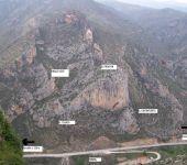 Ampliar información de Vias de escalada de Arnedillo