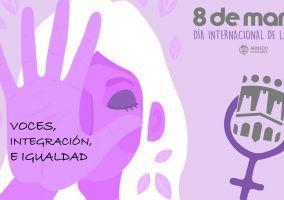 Ampliar información de Voces, Integración e Igualdad. 8 de marzo. Día Internacional de la Mujer