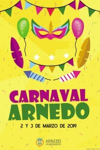 Ampliar información de Concurso de Carnaval 2019