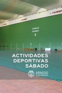 Ampliar información de Actividades Deportivas Sábado 9 de noviembre