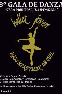 Ampliar información de VIII Gala del ballet joven de Rocío Martínez de Quel