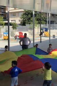 Ampliar información de 161 niños y niñas participan en la Escuela de Verano