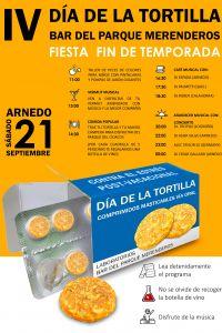 Ampliar información de IV DÍA DE LA TORTILLA