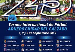 """Ampliar información de 25º Torneo Internacional de fútbol """"Arnedo Ciudad del Calzado"""""""