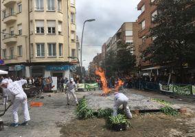 Ampliar información de La Semana Santa se consolida como cita turística en Arnedo
