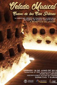 Ampliar información de Velada musical Cueva de los Cien Pilares