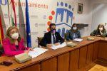 Ampliar información de La Red Vecinal contra la violencia de género renueva su convenio con el Ayuntamient de Arnedo