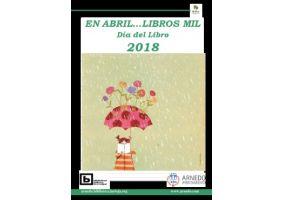 Ampliar información de Programa En abril...libros mil. Día del Libro 2018