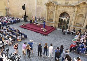 Ampliar información de El Alcalde analiza la formación del nuevo ejecutivo autonómico