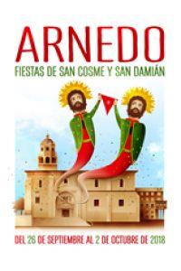 Ampliar información de Actos fiestas San Cosme y San Damián. 26 de septiembre miércoles