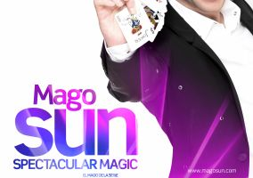 Ampliar información de Mago Sun. Spectacular Magic