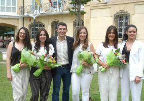 Ampliar información de Sofía Ezquerro Samaniego, Reina de las Fiestas de Arnedo 2017