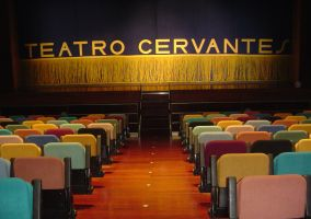 Ampliar información de Cultura segura: programacion del Teatro Cervantes prevista en enero 2021.