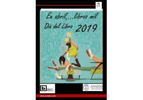 Ampliar información de En abril libros...libros mil   Día del Libro 2019