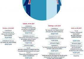 Ampliar información de Conferencia: Emocionate con con la Educación Emocional por Mar Romera.