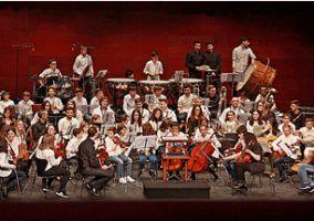 Ampliar información de Música: Concierto de fin de curso Escuela Mpal. de Música Agustín Ruiz