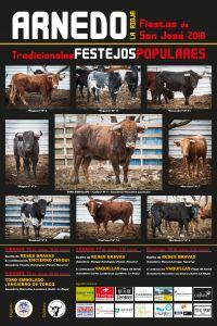 Ampliar información de II Suelta de reses bravas y Suelta de Vaquillas