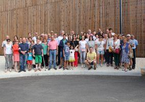 Ampliar información de Una delegación arnedana viaja a Parthenay