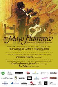 Ampliar información de Baile, Cante y Toque flamenco a cargo de Juncales y La Taba