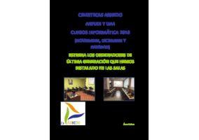Ampliar información de Cursos de informática 4º trimestre 2018 Cibertecas Municipales