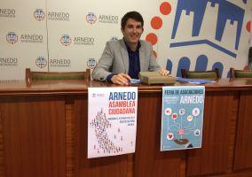 Ampliar información de Presentadas la Feria de Asociaciones y la Asamblea Ciudadana