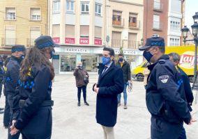 Ampliar información de Incorporación de seis nuevos agentes de Policía Local como funcionarios en prácticas e interinos.