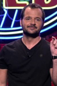 Ampliar información de Ángel Martín en la Final del XIV Concurso de Monólogos Peña Lubumbas