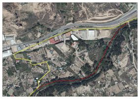 Ampliar información de Medio Ambiente invertirá 241.000 euros en la construcción de una variante de la Vía Verde del Cidacos a su paso por Arnedo