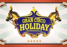 Ampliar información de Gran Circo Holiday 17.00 h.