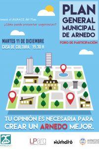 Ampliar información de Foro de participación. Plan General Municipal de Arnedo