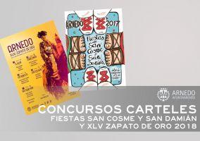 Ampliar información de El viernes, 22 de junio finaliza el plazo del Concurso del Cartel anunciador de las Fiestas en honor a San Cosme y San Damian
