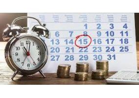 Ampliar información de Nuevos plazos tributarios para fraccionamientos y domiciliaciones