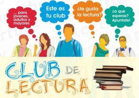 Ampliar información de Club de lectura 2017-2018.