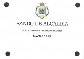 Ampliar información de Bando Covid-19