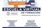 Ampliar información de La Escuela Virtual de Formación del Ayuntamiento de Arnedo arranca hoy con más de 60 preinscritos