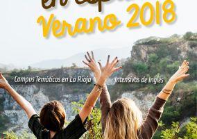 Ampliar información de Campamentos de verano 2018 IRJ
