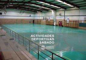 Ampliar información de Actividades deportivas 26 de mayo de 2018