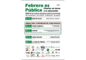 Ampliar información de Febrero es pública 2018.