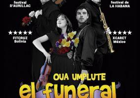 Ampliar información de El funeral.