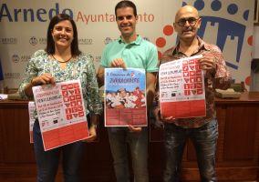 Ampliar información de Presentado el IV Concurso de Escaparates Peña Lubumbas
