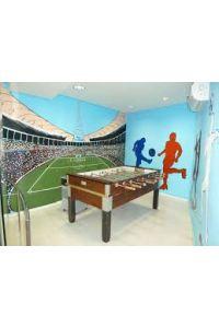 Ampliar información de Olimpiada de futbolín y juegos tradicionales, el cazo