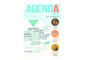 Ampliar información de Agenda Junio - Septiembre 2018