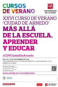 Ampliar información de Cursos de Verano de la Universidad de La Rioja 2019. Diez consejos para educar emocionalmente.