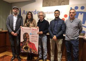 Ampliar información de Presentada la 11ª Muestra de Jazz Ciudad de Arnedo