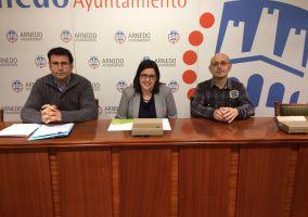 Ampliar información de Presentación de la nueva Junta de la Asociación de Comerciantes