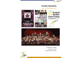 Ampliar información de Programa Teatro Cervantes Junio 2018