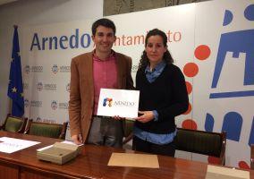 Ampliar información de Sara Ruiz-Alejos gana el concurso del logotipo del Patrimonio Histórico