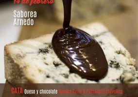 Ampliar información de Cata: Saborea Arnedo. Cata de Queso y Chocolate