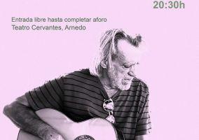 Ampliar información de 90 Aniversario de los Sucesos de Arnedo. Concierto a cargo de Luis Pastor.