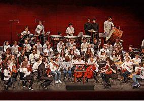 Ampliar información de Concierto de fin de curso Escuela Mpal. de Música Agustín Ruiz